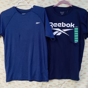 NWT Bundle REEBOK 2 T-Shirts